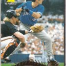 PAUL MOLITOR 1995 Pinnacle #260.  BLUE JAYS