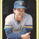 PAUL MOLITOR 1989 Fleer All Stars Odd #30 of 44.  BREWERS