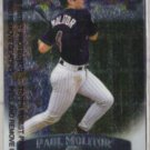 PAUL MOLITOR 1998 Topps Finest #259.  TWINS