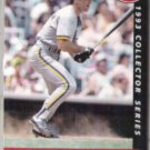 PAUL MOLITOR 1993 Topps Post Insert #16 of 30.  BREWERS