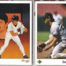 DON MATTINGLY (2) 1989 Upper Deck #693 + 200.  YANKEES