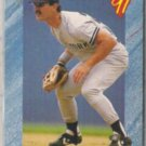 DON MATTINGLY 1991 Classic Blue Traded #T33.  YANKEES
