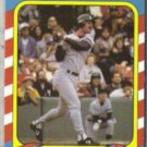 DON MATTINGLY 1987 Fleer Limited Edition #26 of 44.  YANKEES
