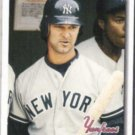 DON MATTINGLY 1992 Upper Deck #356.  YANKEES