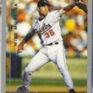 MIKE MUSSINA 1999 Topps Opening Day #98.  ORIOLES