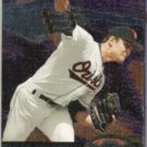 MIKE MUSSINA 1997 Skybox Metal Universe #6.  ORIOLES
