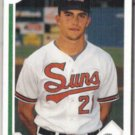 MIKE MUSSINA 1991 UD Top Prospect #65.  SUNS