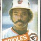 EDDIE MURRAY 1985 Topps #700.  ORIOLES
