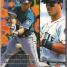 TINO MARTINEZ 1995 Fleer #273.  MARINERS