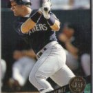 EDGAR MARTINEZ 1993 Leaf #386.  MARINERS