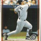 EDGAR MARTINEZ 1997 Topps #95.  MARINERS