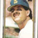 EDGAR MARTINEZ 1992 Topps GOLD Insert #553.  MARINERS