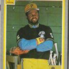 BILL MADLOCK 1985 Fleer #468.  PIRATES