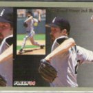JACK McDOWELL 1994 Fleer Award Insert #3 of 6.  WHITE SOX