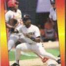 FRED McGRIFF 1992 Triple Play #87.  PADRES