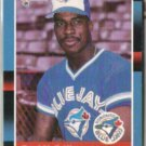 FRED McGRIFF 1988 Donruss #195.  BLUE JAYS