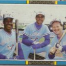 FRED McGRIFF 1987 Leaf #39.  BLUE JAYS