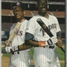 FRED McGRIFF 1992 Donruss Spirit of the Game Insert.  PADRES