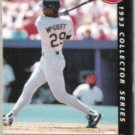 FRED McGRIFF 1993 Post Cereal Insert #5 of 30.  PADRES