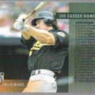 MARK McGWIRE 1996 Donruss Checklist #270.  A's