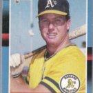 MARK McGWIRE 1988 Donruss #256.  A's
