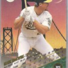 MARK McGWIRE 1993 Leaf #323.  A's