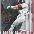 MARK McGWIRE 2000 Fleer Gamers #25.  CARDS