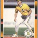 MARK McGWIRE 1988 Donruss Best #169.  A's