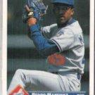 PEDRO MARTINEZ 1993 Donruss #326.  DODGERS