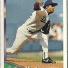 PEDRO MARTINEZ 1994 Topps #268.  DODGERS