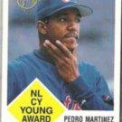 PEDRO MARTINEZ 1998 Fleer Vintage 63 #36.  EXPOS