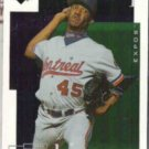 PEDRO MARTINEZ 1998 UD Foil History in the Making #6.  EXPOS