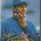 PEDRO MARTINEZ 1998 Fleer Tradition #45.  EXPOS