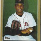 PEDRO MARTINEZ 1998 Topps #338.  RED SOX
