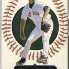 PEDRO MARTINEZ 1999 UD Ovation #43.  RED SOX