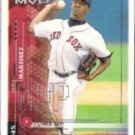PEDRO MARTINEZ 1999 Upper Deck MVP #32.  RED SOX