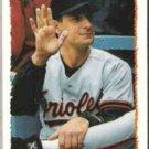 JAMIE MOYER 1995 Topps #318.  ORIOLES