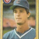 JAMIE MOYER 1987 Topps #227.  CUBS