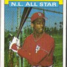 WILLIE McGEE 1986 Topps AS #707.  CARDS