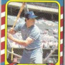 DALE MURPHY 1987 Fleer Limited Edition Odd #30 of 44.  BRAVES