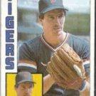 JACK MORRIS 1984 Topps #195.  TIGERS