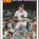 PHIL NIEKRO 1986 Topps #204.  YANKEES