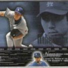 HIDEO NOMO 2002 Upper Deck Piece of History #67.  DODGERS