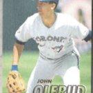 JOHN OLERUD 1997 Fleer #247.  JAYS