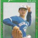 JOHN OLERUD 1990 Donruss The Rookies #2.  JAYS