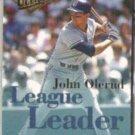 JOHN OLERUD 1994 Ultra Leader Insert #1 of 10.  JAYS