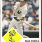 PAUL O'NEILL 1998 Fleer Vintage 63 #40.  YANKEES