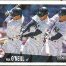 PAUL O'NEILL 1996 Upper Deck CC #635.  YANKEES