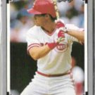 PAUL O'NEILL 1991 Leaf #219.  REDS