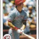 PAUL O'NEILL 1990 Upper Deck #161.  REDS